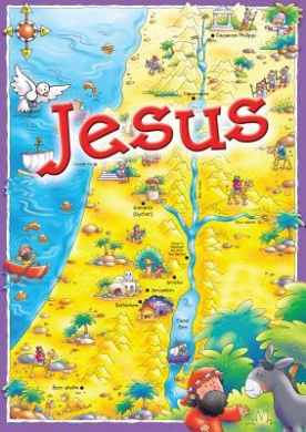 Jesus--Activity Pack