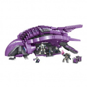Mega Bloks Halo Buildable Covenant Phantom