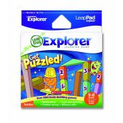 LeapFrog Explorer Learning Game - Get Puzzled!