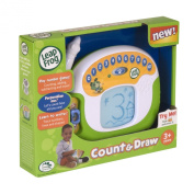 LeapFrog Scout Count and Draw Set