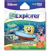 Leapfrog Enterprises LFC39088 Leapfrog Explorer Spongebob Squarepants The Clam Prix Game