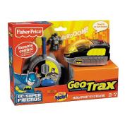 Fisher-Price GeoTrax DC Super Friends Turbo Remote Control Vehicle - Batman's Engine