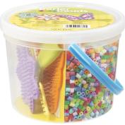 Perler Fuse Bead Bucket Activity Kit-Sunny Days