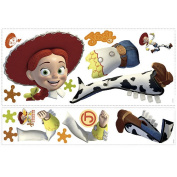 RoomMates Toy Story Jessie Giant Peel & Stick Wall Decal