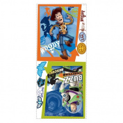 RoomMates Toy Story Buzz & Woody Peel & Stick Giant Poster