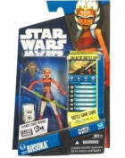 Star Wars The Clone Wars 3.75 inch Basic Action Figure - Ahsoka CW17