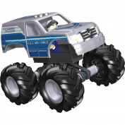 K'NEX Monster Jam Intro Truck - U.S. Air Force Afterburner