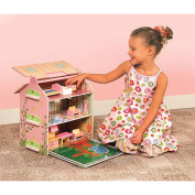 Ivy Cottage Dollhouse with Furniture