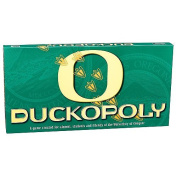 Late For The Sky 730799020186 University of Oregon Ducks Duckopoly