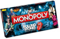 Monopoly Rolling Stones Board Game