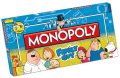 Monopoly Family Guy Board Game