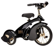 Morgan Cycle 31202 Retro Tricycle in Black Hawk