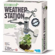 Great Gizmos Kidz Labs - Green Science Weather Station