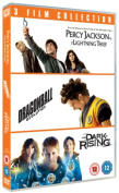 Percy Jackson and the Lightning Thief/Dragonball Evolution/... [Region 2]