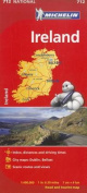 Michelin Ireland Road and Tourist Map