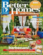 Better Homes & Gardens - 1 year subscription - 13 issues