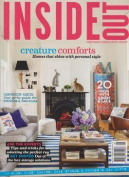 Inside Out - 1 year subscription - 12 issues