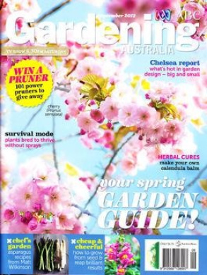 Gardening Australia - 1 year subscription - 12 issues