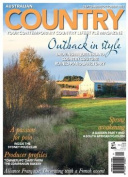 Australian Country - 1 year subscription - 6 issues