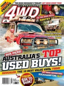 Australian 4WD Action - 1 year subscription - 13 issues