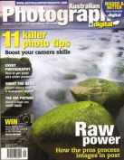 Australian Photography - 1 year subscription - 12 issues