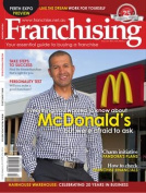 Inside Franchise Business - 1 year subscription - 6 issues