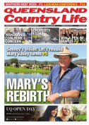 Queensland Country Life - 1 year subscription - 52 issues
