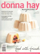 Donna Hay - 1 year subscription - 6 issues