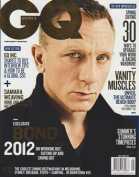 GQ - 1 year subscription - 8 issues