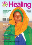 The Art Of Healing - 1 year subscription - 4 issues