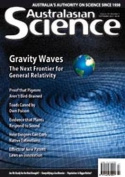 AUSTRALASIAN SCIENCE - 1 year subscription - 6 issues