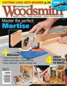 Australian Woodsmith - 1 year subscription - 9 issues