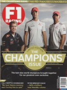 F1 Racing - 1 year subscription - 12 issues