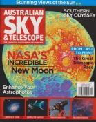 Australian Sky & Telescope - 1 year subscription - 8 issues