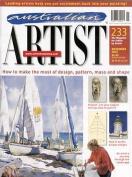Australian Artist - 1 year subscription - 12 issues