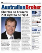 Australian Broker - 1 year subscription - 24 issues