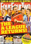 FourFourTwo - 1 year subscription - 12 issues