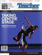 Australian Teacher - 1 year subscription - 11 issues