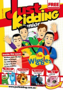 Just Kidding Junior - 1 year subscription - 8 issues