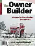The Owner Builder - 1 year subscription - 6 issues