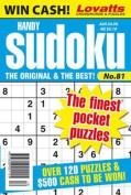 Lovatts Handy Sudoku - 1 year subscription - 13 issues