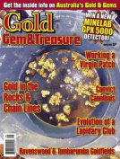 Australian Gold Gem & Treasure - 1 year subscription - 12 issues