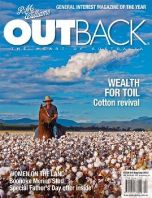 R.M. Williams OUTBACK - 1 year subscription - 6 issues