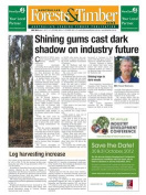 Australian Forests & Timber - 1 year subscription - 8 issues