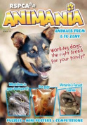 Animania - 1 year subscription - 4 issues