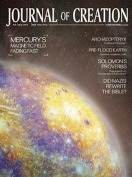 Journal Of Creation - 1 year subscription - 3 issues