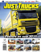 Just Trucks & Heavy Equipment - 1 year subscription - 13 issues