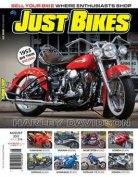 Just Bikes - 1 year subscription - 13 issues