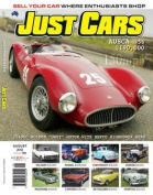 Just Cars - 1 year subscription - 12 issues