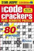 Lovatts Handy Code Crackers - 1 year subscription - 6 issues